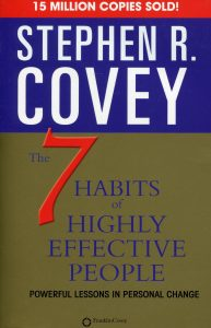 7 habits of highly effective people - stephen covey