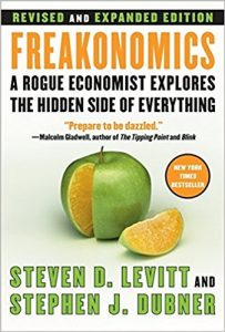 Freakonomics - levitt and dubner